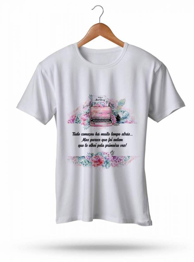 Camisetas Diversos Modelos - Love Story MO8857