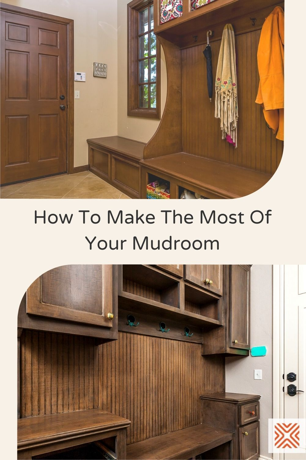 Did you know that adding a mudroom to your house can help to increase the value of the property? It'll not only boost your home value but also prove of great use. Check out these easy mudroom design ideas.