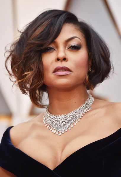 Actor Taraji P Henson Attends The Th Annual Academy Awards At Hollywood Highland Center On February   In Hollywood California