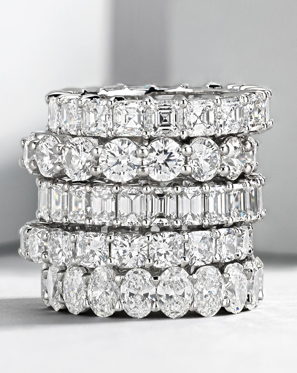 on images cut carat promise rings radiant emerald pinterest eternity band engagement best infinity and bands solitaire