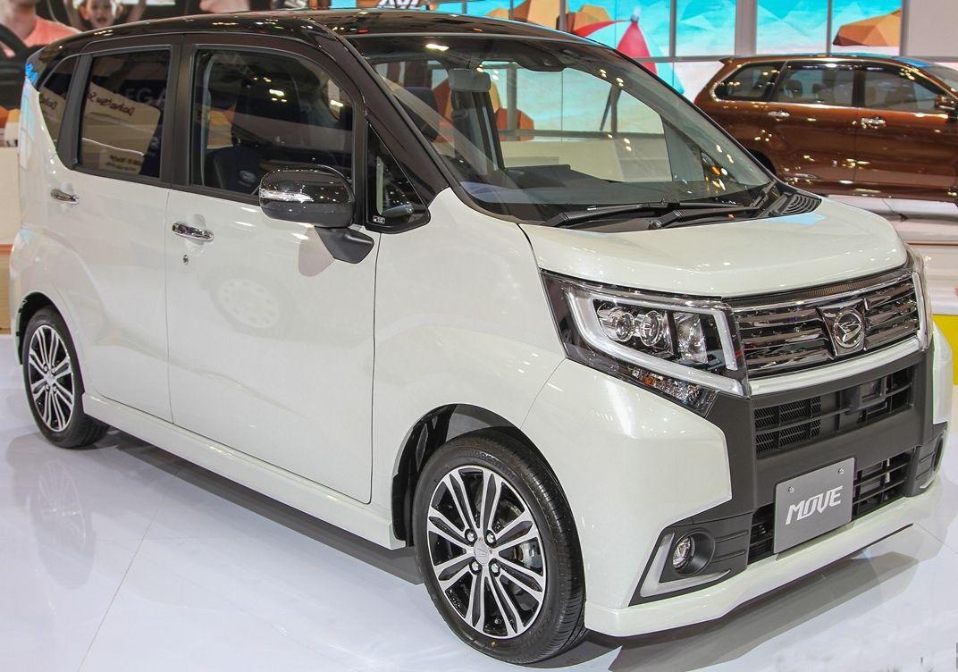 Daihatsu Move 2018 Autos