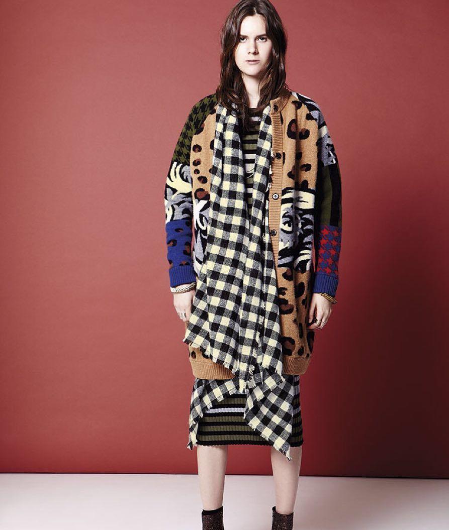 Beautiful shot  #fallwinter Lookbook 2015.16 Knitwear / Dress / Scarf by #jucca #juccastyle #knitwear by jucca_approved