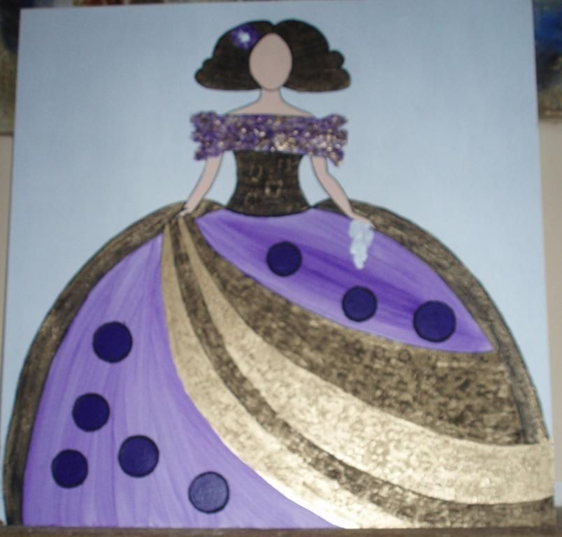 Menina las meninas pinterest cuadro pinturas y oleos for Cuadros meninas modernas