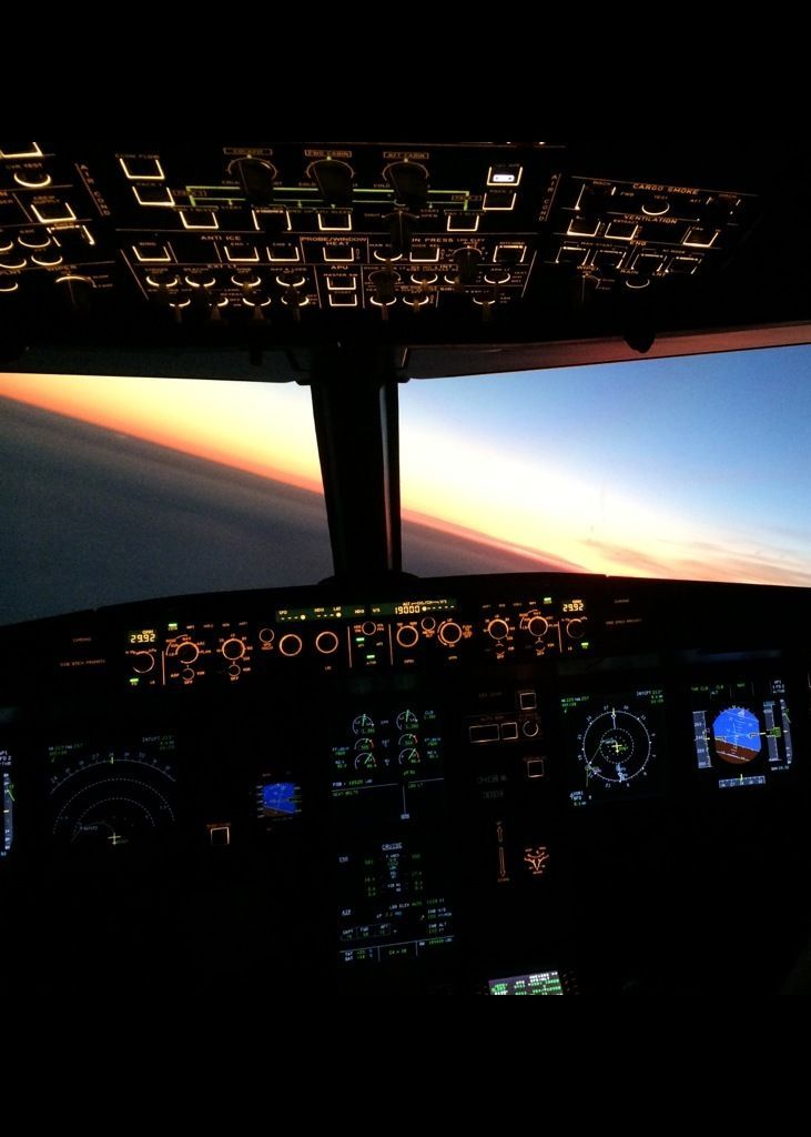 STUDY HARD TO BECOME A PILOT Aviation Pinterest Study - Airline captain takes amazing photos from his cockpit and no theyre not photoshopped