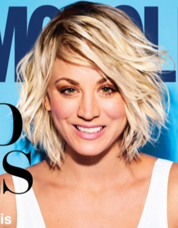 kaley cuoco hair looks great growing back out the. Black Bedroom Furniture Sets. Home Design Ideas