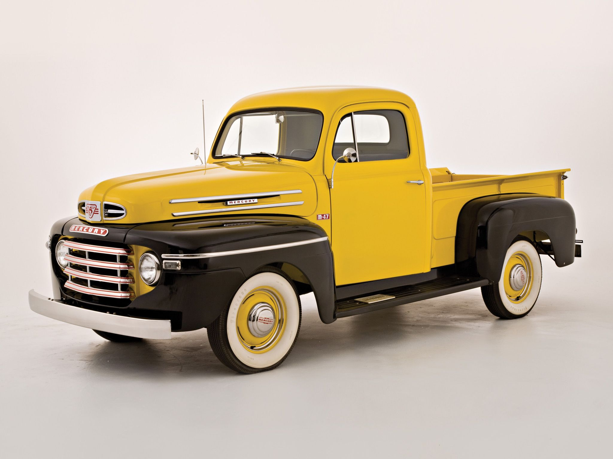 1948 mercury pickup truck was sold by rm auctions phoenix on friday january automobiles of arizona