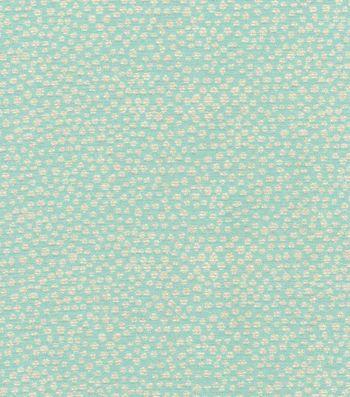 Upholstery Fabric-Waverly Pebble Pool