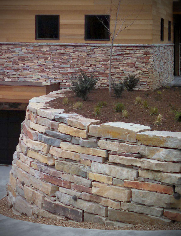 Chilton Weatheredge Wall Stone In 2020 Stone Patio Designs Landscape Stone Stone Wall