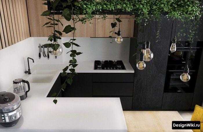 П-образная Кухня: 6 Решений и 126 Фото [+ c окном и барной ...