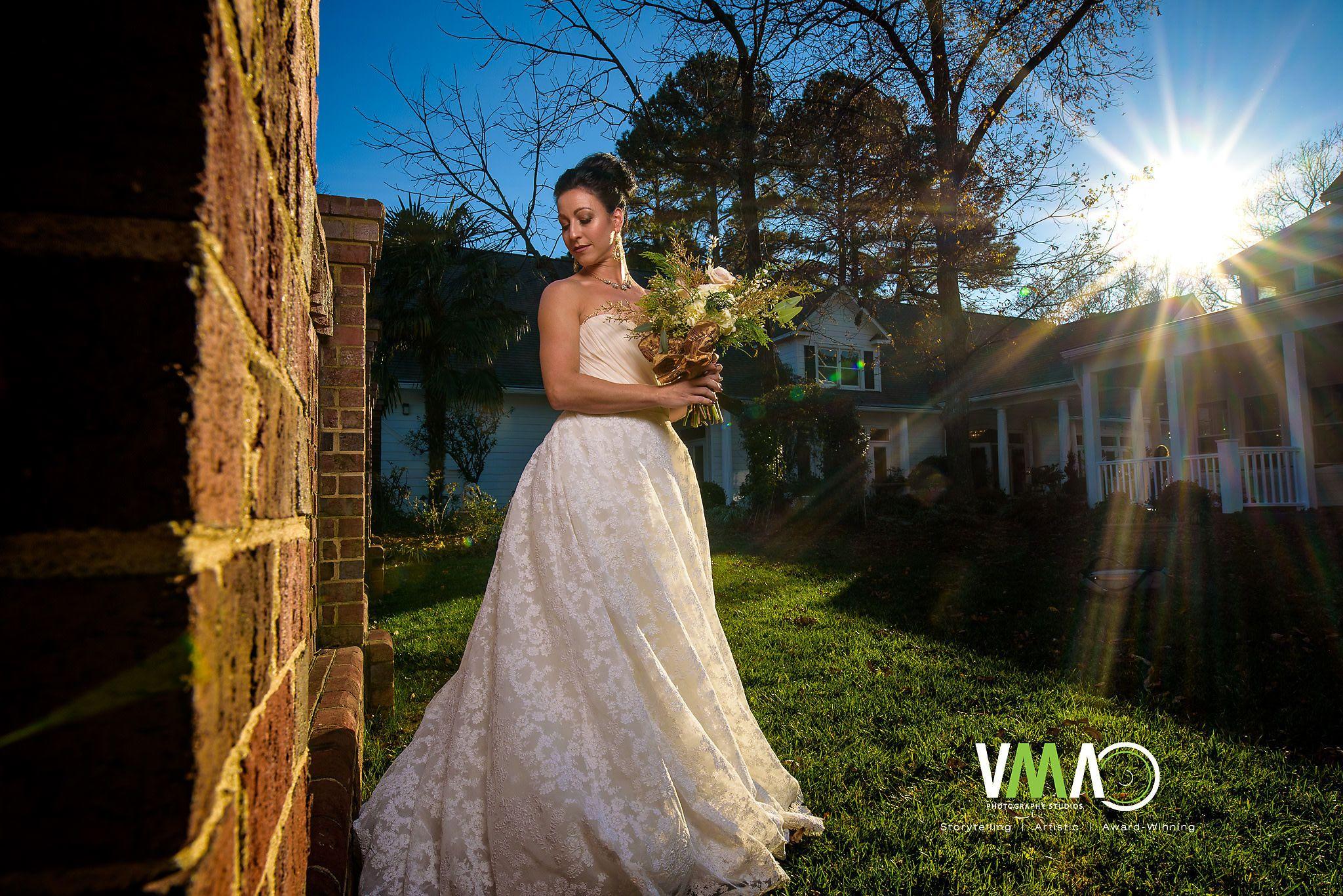 VMA studios. Wedding makeup winter wedding bridal glow