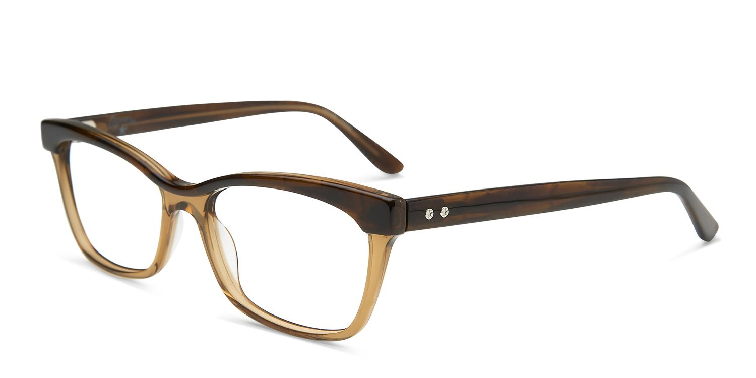 5af1503f412d Brown · Converse Luminosity Prescription Eyeglasses
