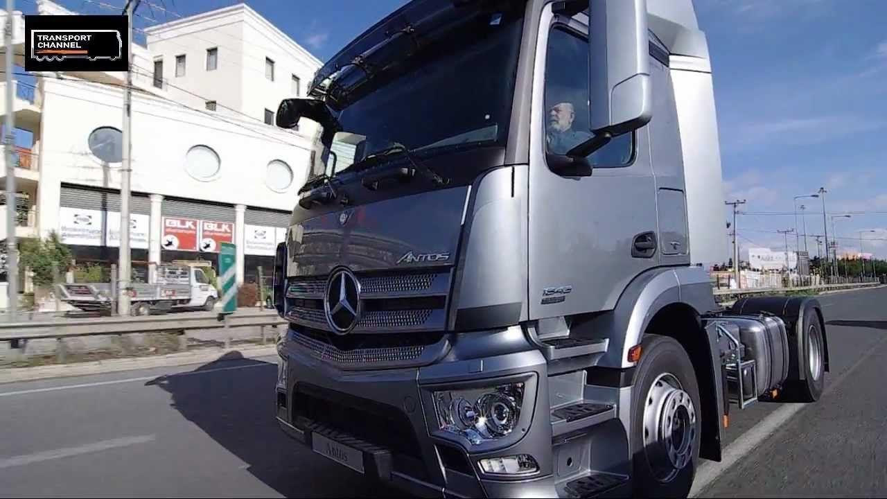 Mercedes benz antos youtube 1 youtubemercedes benzhtmltrucks