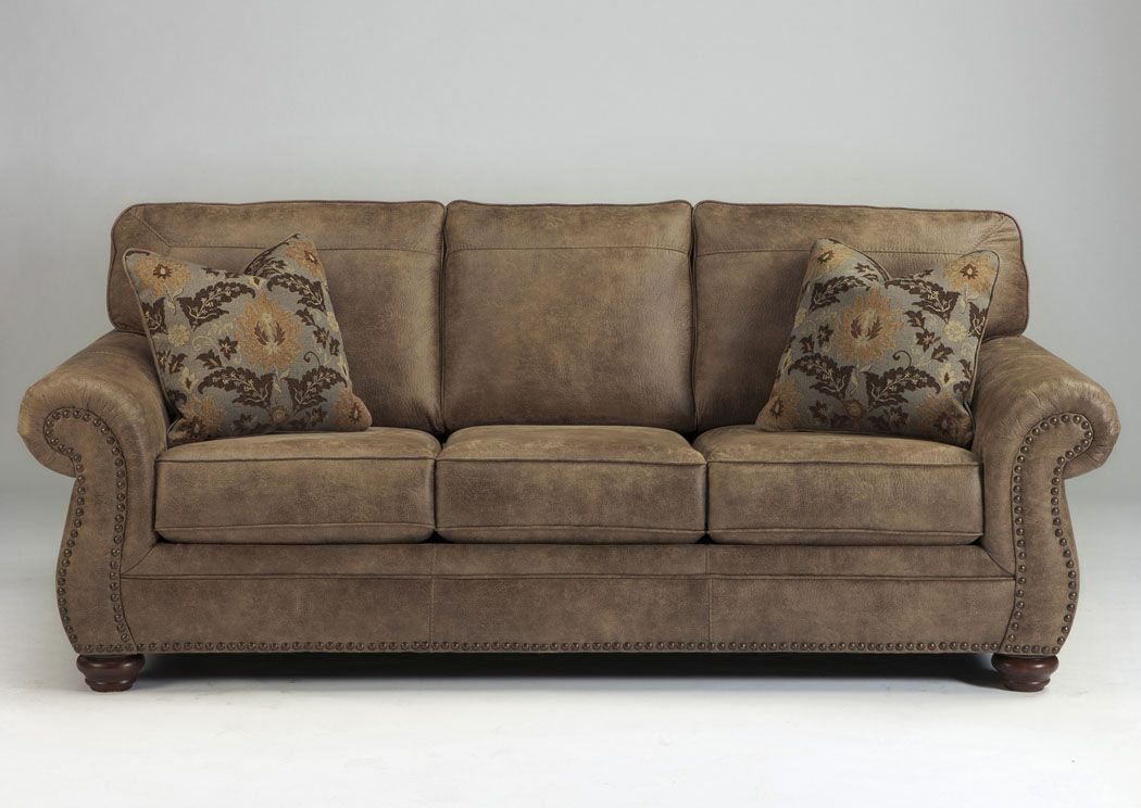 Get Your Larkinhurst   Earth   Sofa At Sleep Shoppe And Furniture Gallery, Hutchinson  KS Furniture Store.