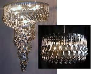 Recycled chandelier flickr photo sharing lsrred pinterest how to recycle creative recycled chandeliers mozeypictures Image collections