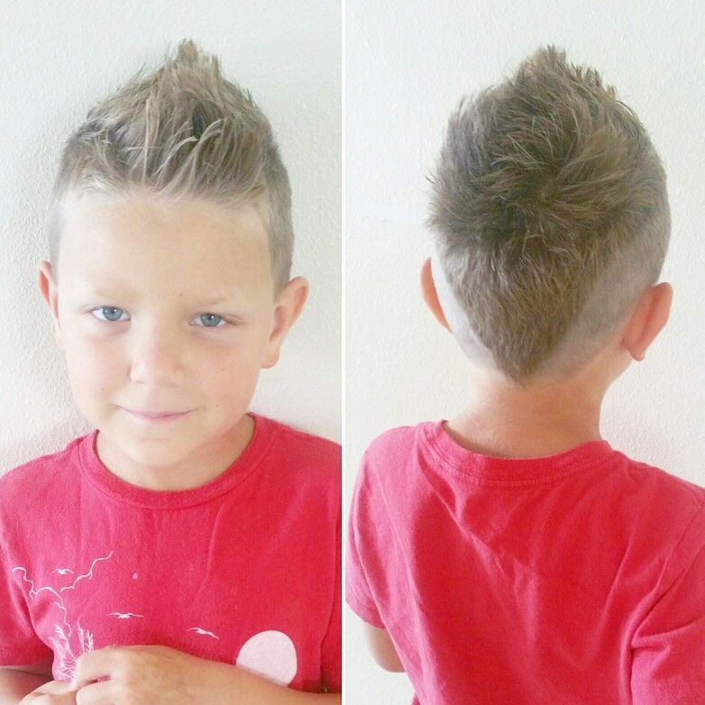 33+ Boy mohawks hairstyles info