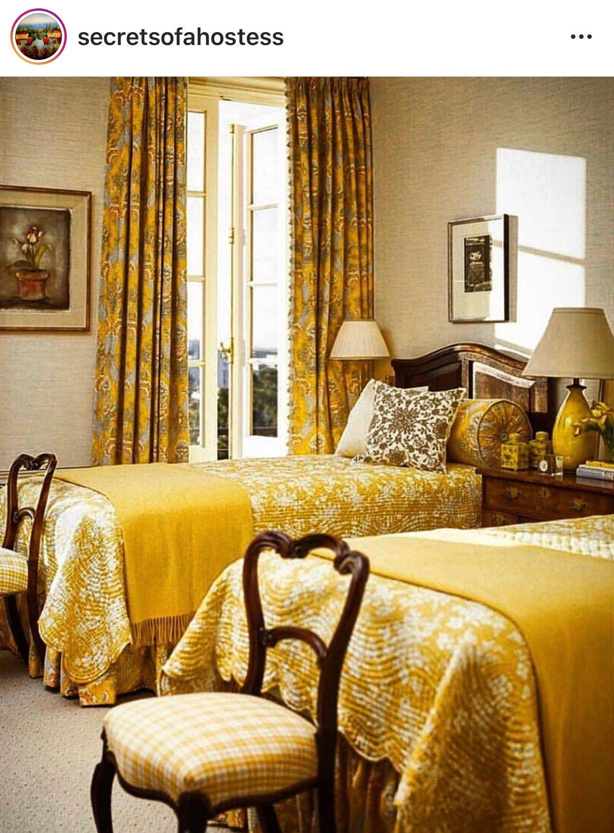 Gracious Guest Bedroom Decorating Ideas: Home, Guest Room, Bedroom Colors