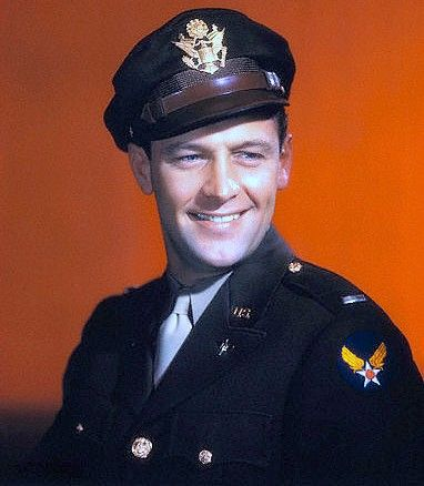 Actor William Holden in Military Uniform 1940's | M ~ Celebrities On