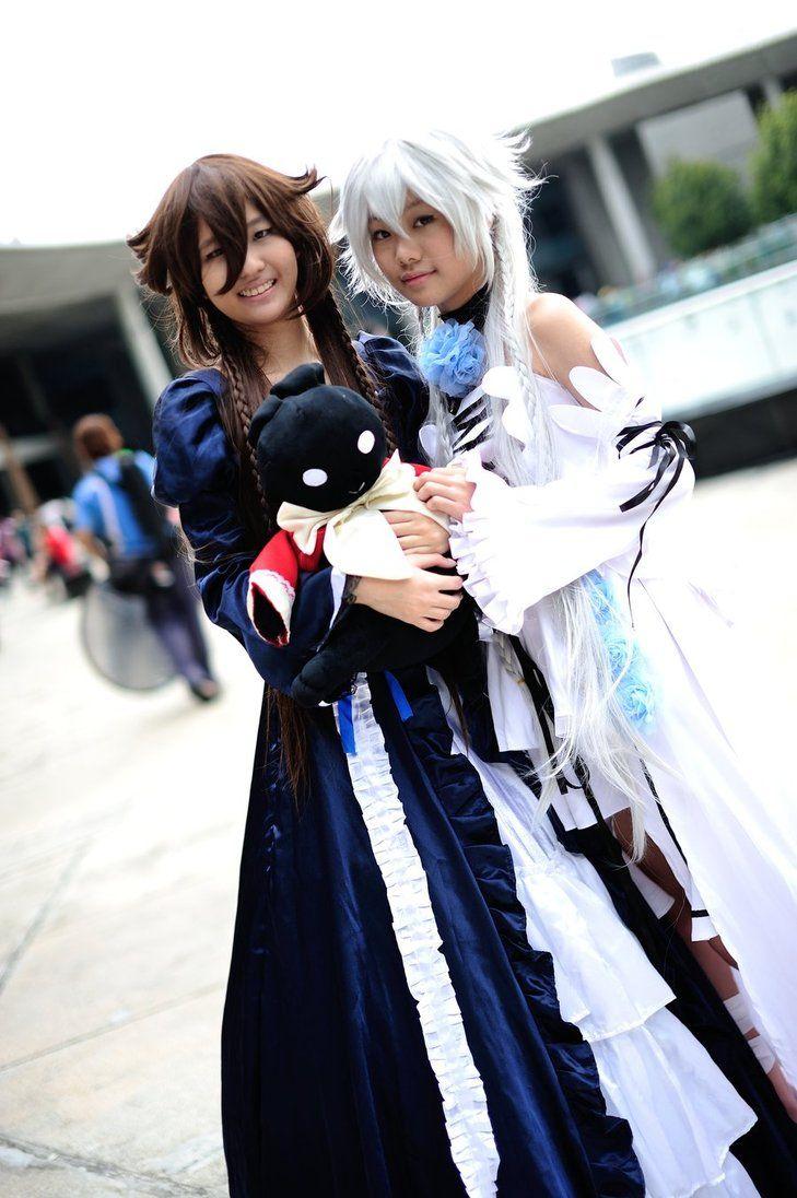pandora hearts alice cosplay