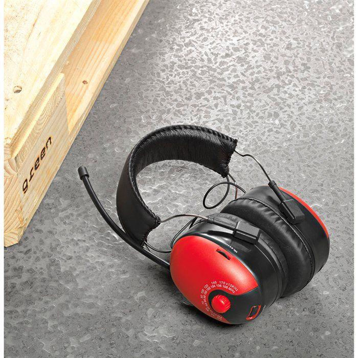 Nauszniki Ochronne Z Radiem Sluchawki Bhp Fvat 5934232772 Oficjalne Archiwum Allegro Headphones In Ear Headphones Jbl