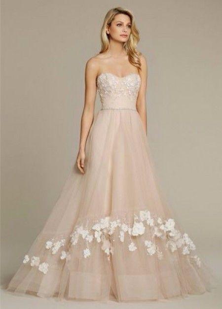 Vestidos de novia en color nude - Moda nupcial - Foro