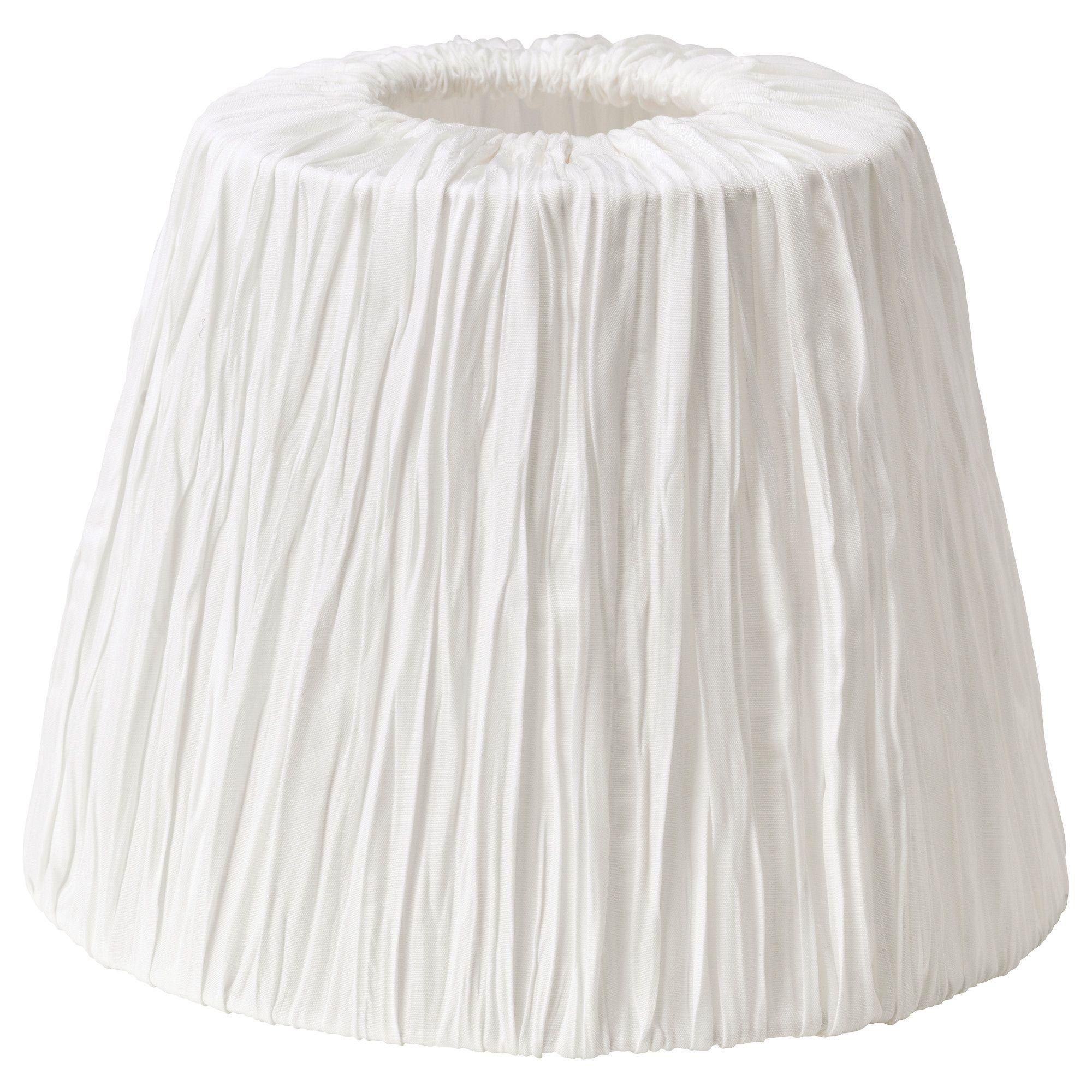 Ikea Hemsta Lampenkap 20 Cm De Lampenkap Van Textiel Geeft