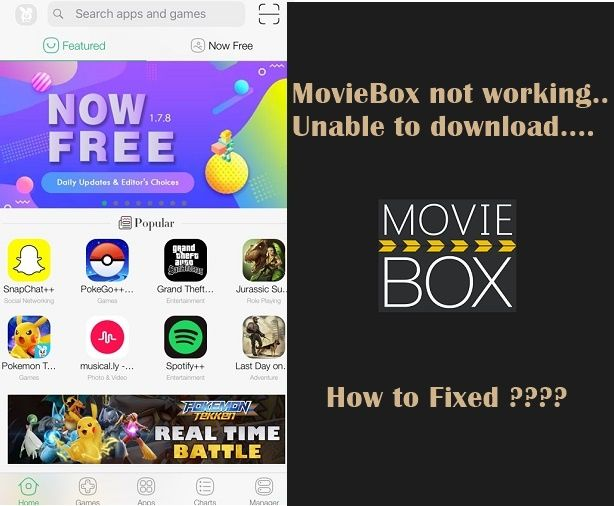 How To Fix Tutuapp Moviebox Not Working Unable To Download On Ios
