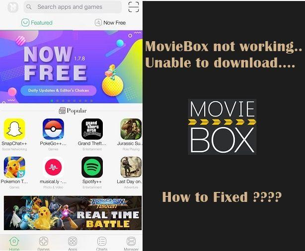 tutu app not working iphone