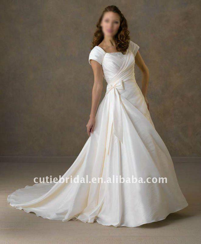 Modas SUD: vestidos de novia | la modestia | Pinterest | Bridal ...