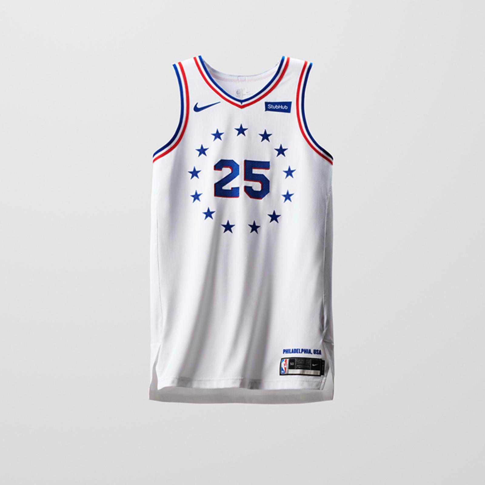 6f81bb1d240 Introducing the Nike NBA Earned Edition Uniforms | athletics | Nba ...
