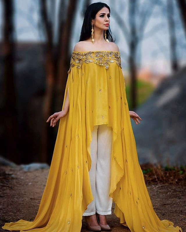 c63749f8e6b4b Indo western dress