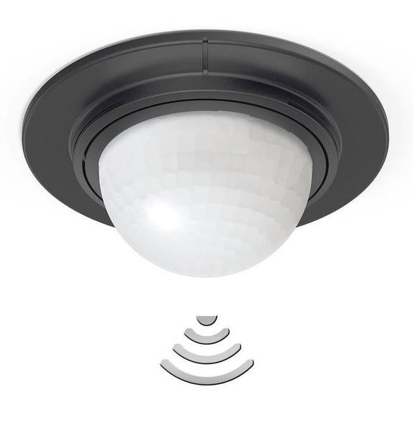 Buy Flush Fitted Ceiling Motion Sensor By Steinel The Worm That