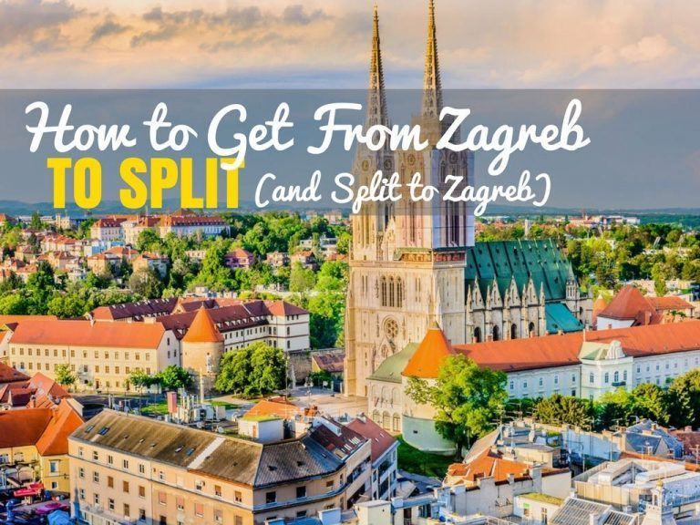 How To Get From Zagreb To Split Split To Zagreb In 2020 Chasing The Donkey Croatia Travel Zagreb Croatia