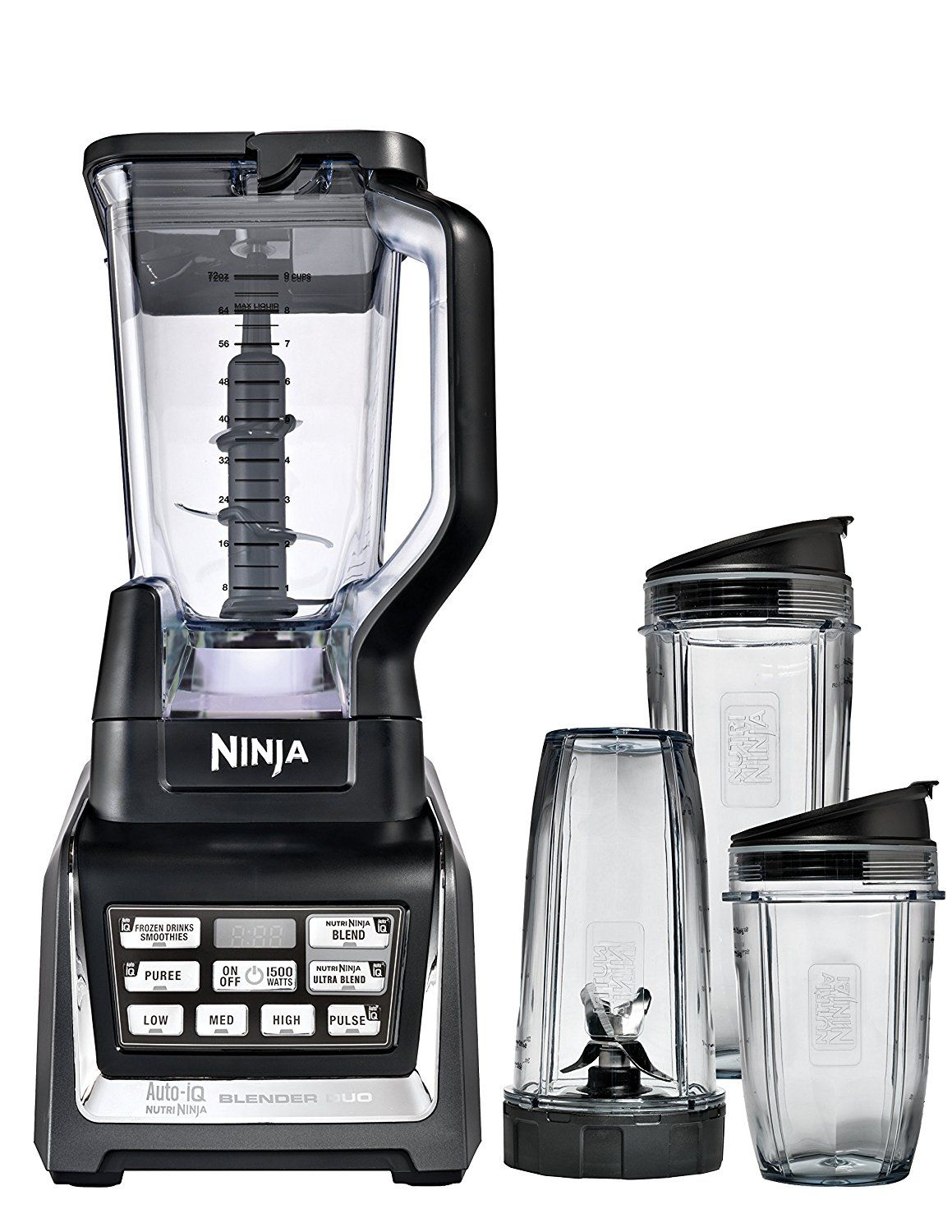 Nutri Ninja Ninja Blender Duo With Auto Iq Bl642 You Can Get Additional Details At The Image Link Ninja Blender Best Blenders Nutri Ninja