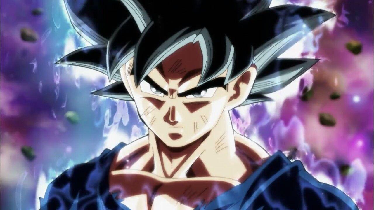 Ultra Instinct Omen Goku W Goku