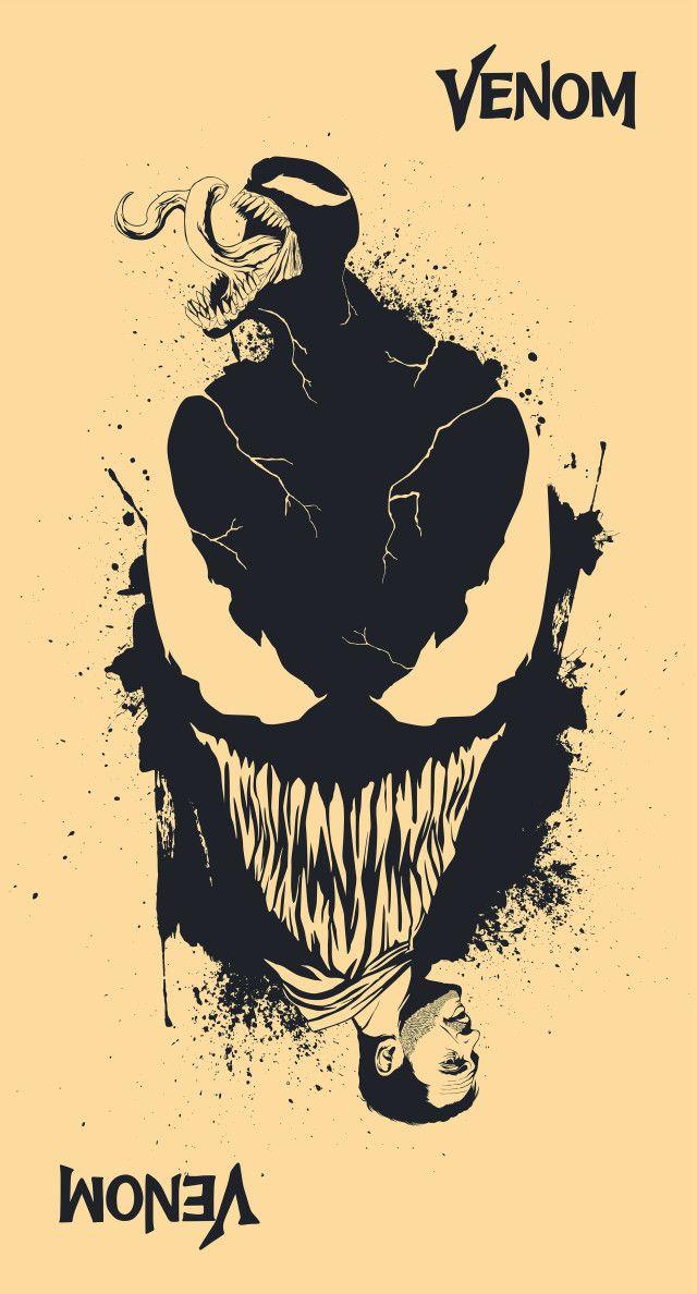 Create artwork inspired by Venom