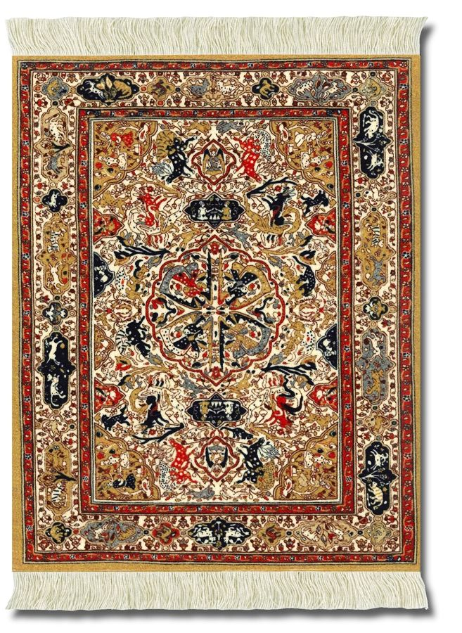 A Rug For Your Mouse Instead Of That Ratty Old Foam One Rugs Persian Rug Oriental Rug