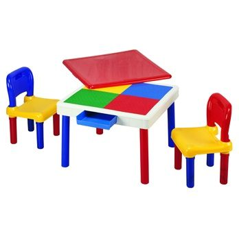 Beautiful Building Block Table Kids Https://toysplaystore.com/