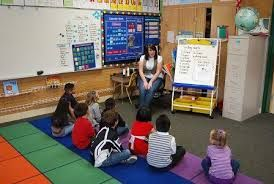 As a teacher myself, I always sent my children's teachers, a bucket, rags, Windex, air spray and Monofoil instead of an apple or plants.  I still get thank you's.  www.defeatgerms.com