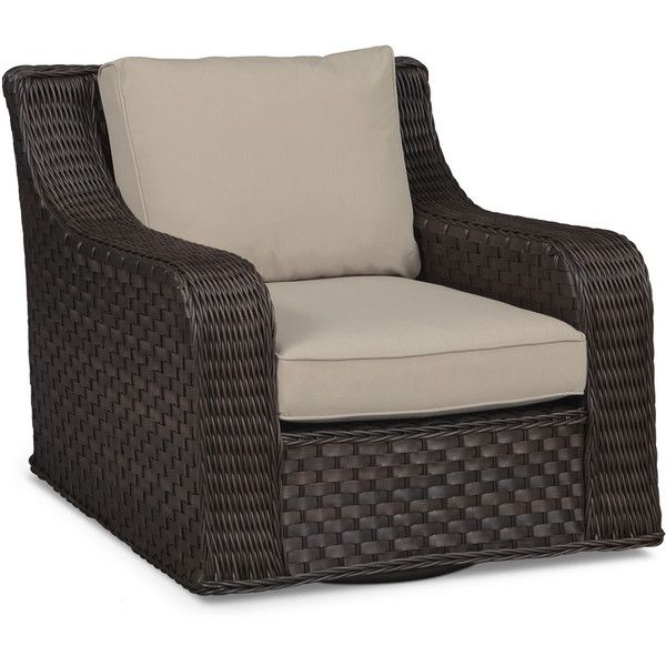 Doral Outdoor Swivel Rocker 500 Liked On Polyvore Featuring