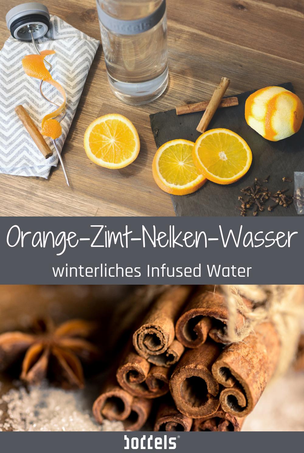 Dem Orange Zimt Nelken Wasser Sagt Man Eine Beruhigende Wirkung Nach Durch Die Zugabe Der Zimtstangen Bekommt Das Lebensmittel Essen Zimt Interessante Rezepte