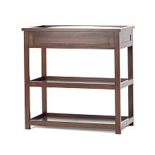 Child Craft Abbott Changing Table  Rich Walnut