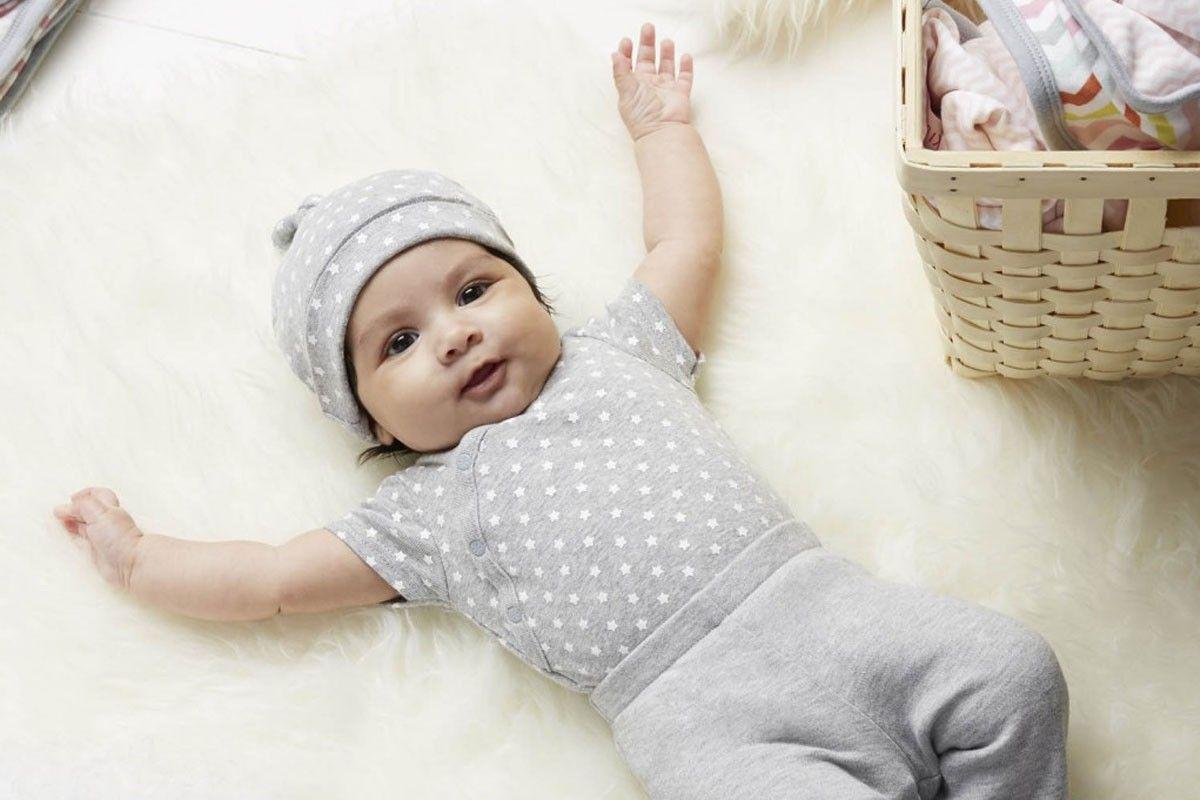 البيبي في شهر الثالث Baby Face Baby Face