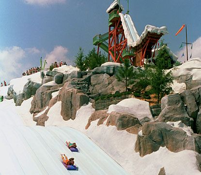 Orlando S Premier Waterpark Enjoy The Refreshing And Thrilling Rides At Disney Blizzard Beach Cool Off