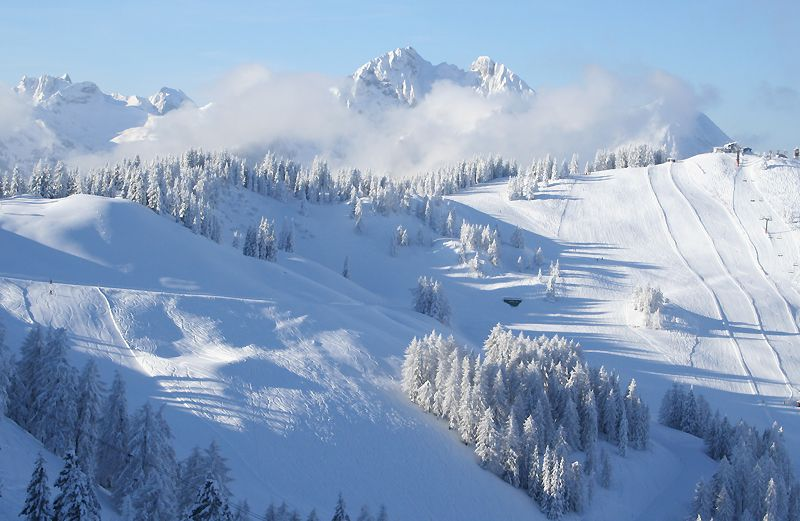 Wagrain Ski Area Ski And Snowboard Places In Europe Skiing