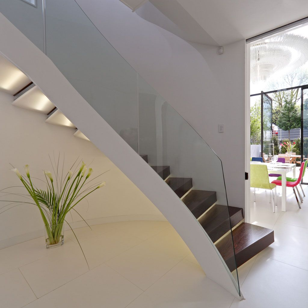 Best Projects ‹ Sporadicspace Staircase Contemporary Stairs 400 x 300