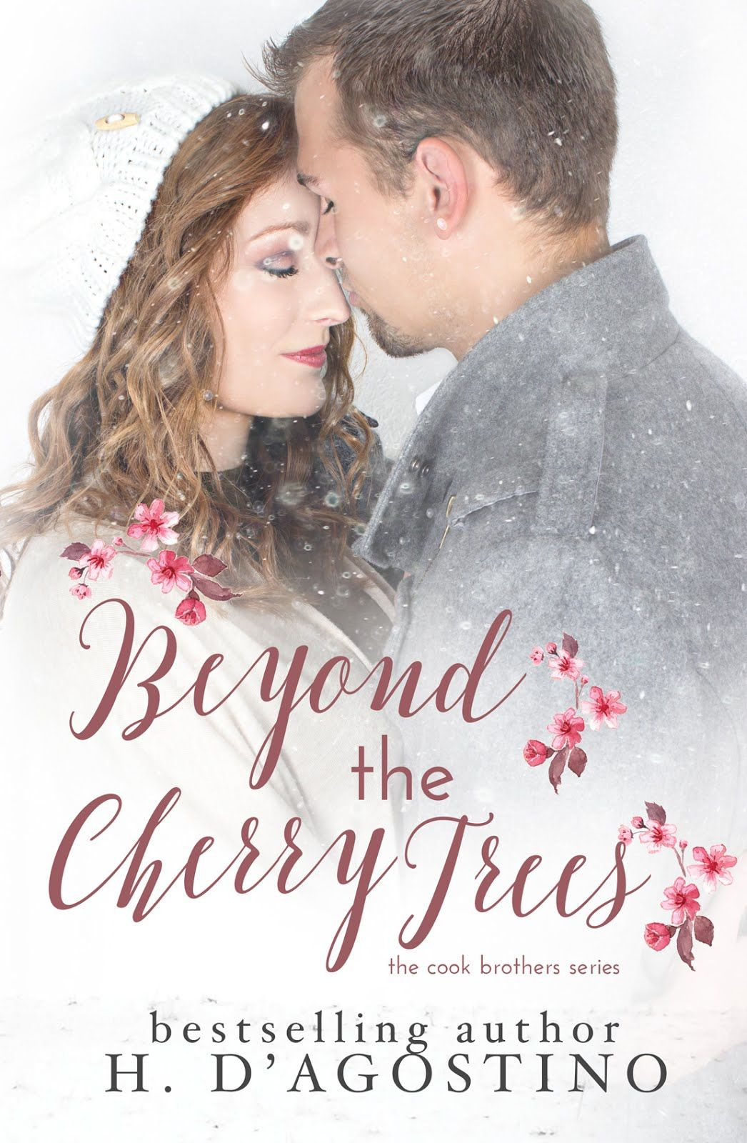 Title: Beyond the Cherry Trees Series: The Cook Brothers Series #2 Author: H. D'Agostino Genre: Contemporary Romance Standalone Release Date: May 2, 2016 Photographer: Kelsey Keeton of K. Kee…