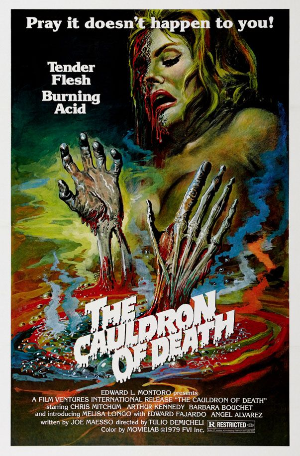 The Cauldron of Death aka Ricco aka The Dirty Mob aka Mean Machine (1973)