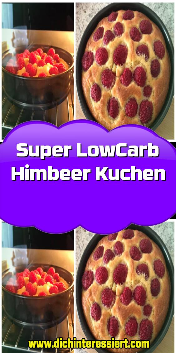 Super Lowcarb Himbeer Kuchen In 2020 Himbeer Kuchen Lebensmittel Essen Himbeeren