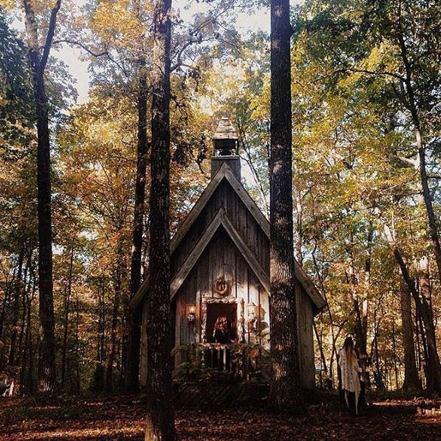 Wedding Chapel Lookout Mountain Mentone Alabama