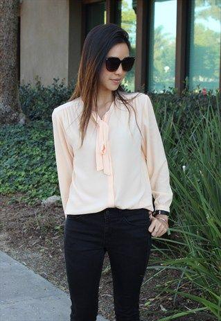 Corinne Salmon Long Sleeve Blouse #asosmarketplace #loverelished #LoveRelished #RelishedByMe